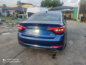Hyundai Sonata 2017 Blue   Cars for sale in Lagos State, Amuwo-Odofin