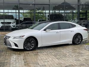 Lexus LS 2021 500 AWD White   Cars for sale in Abuja (FCT) State, Gwarinpa
