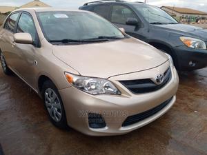 Toyota Corolla 2011 Beige   Cars for sale in Lagos State, Ikorodu