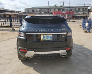 Land Rover Range Rover Evoque 2015 Black | Cars for sale in Lagos State, Isolo