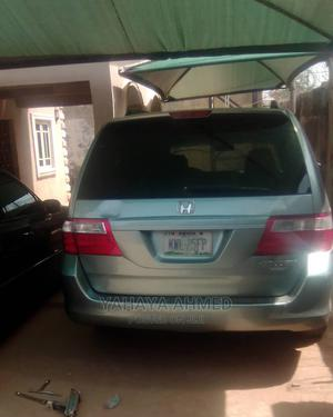 Honda Odyssey 2006 EX Silver | Cars for sale in Kwara State, Ilorin West