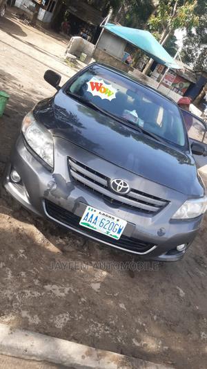Toyota Corolla 2010 Gray | Cars for sale in Lagos State, Ikorodu