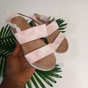 Wedge Sandal for Girls   Children's Shoes for sale in Ogun State, Obafemi-Owode
