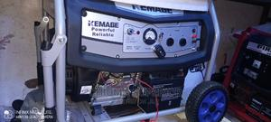 KEMAGE Generator 4.5kva With Key and Remote | Electrical Equipment for sale in Lagos State, Ikeja