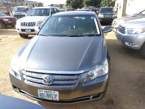 Toyota Avalon 2008 Gray   Cars for sale in Plateau State, Jos