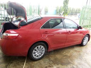 Toyota Camry 2007 Red | Cars for sale in Lagos State, Ifako-Ijaiye