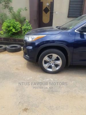 Toyota Highlander 2018 Blue | Cars for sale in Lagos State, Amuwo-Odofin