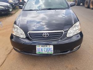 Toyota Corolla 2006 Black | Cars for sale in Edo State, Benin City