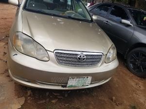 Toyota Corolla 2004 Gold | Cars for sale in Edo State, Benin City