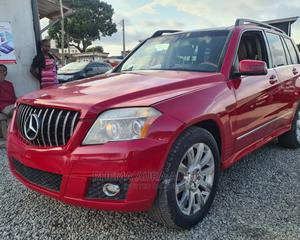 Mercedes-Benz GLK-Class 2012 Red | Cars for sale in Lagos State, Yaba