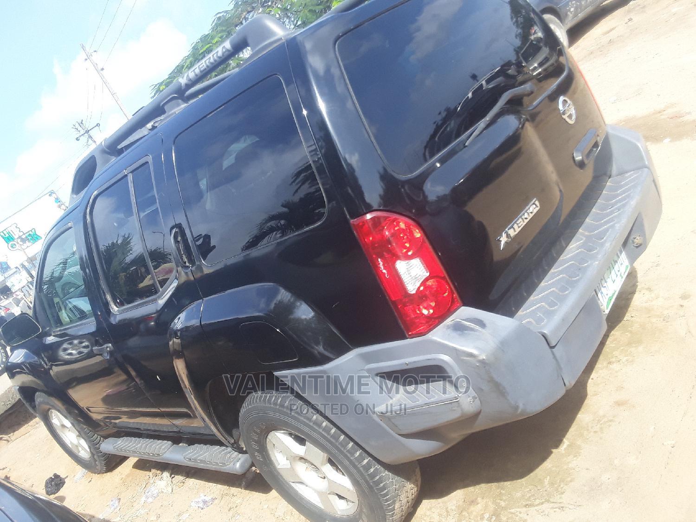 Nissan Xterra 2005 Automatic Black | Cars for sale in Amuwo-Odofin, Lagos State, Nigeria