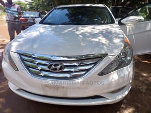 Hyundai Sonata 2011 White | Cars for sale in Abuja (FCT) State, Jabi