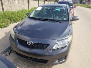 Toyota Corolla 2010 Gray | Cars for sale in Lagos State, Amuwo-Odofin