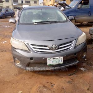 Toyota Corolla 2012 Gray | Cars for sale in Ogun State, Ijebu Ode