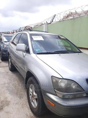 Lexus RX 2001 300 Gray | Cars for sale in Lagos State, Agege