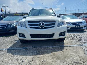 Mercedes-Benz GLK-Class 2011 350 White   Cars for sale in Lagos State, Lekki