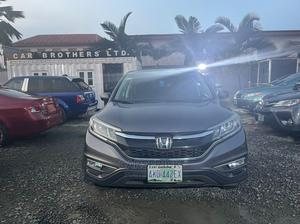 Honda CR-V 2016 Gray | Cars for sale in Rivers State, Port-Harcourt
