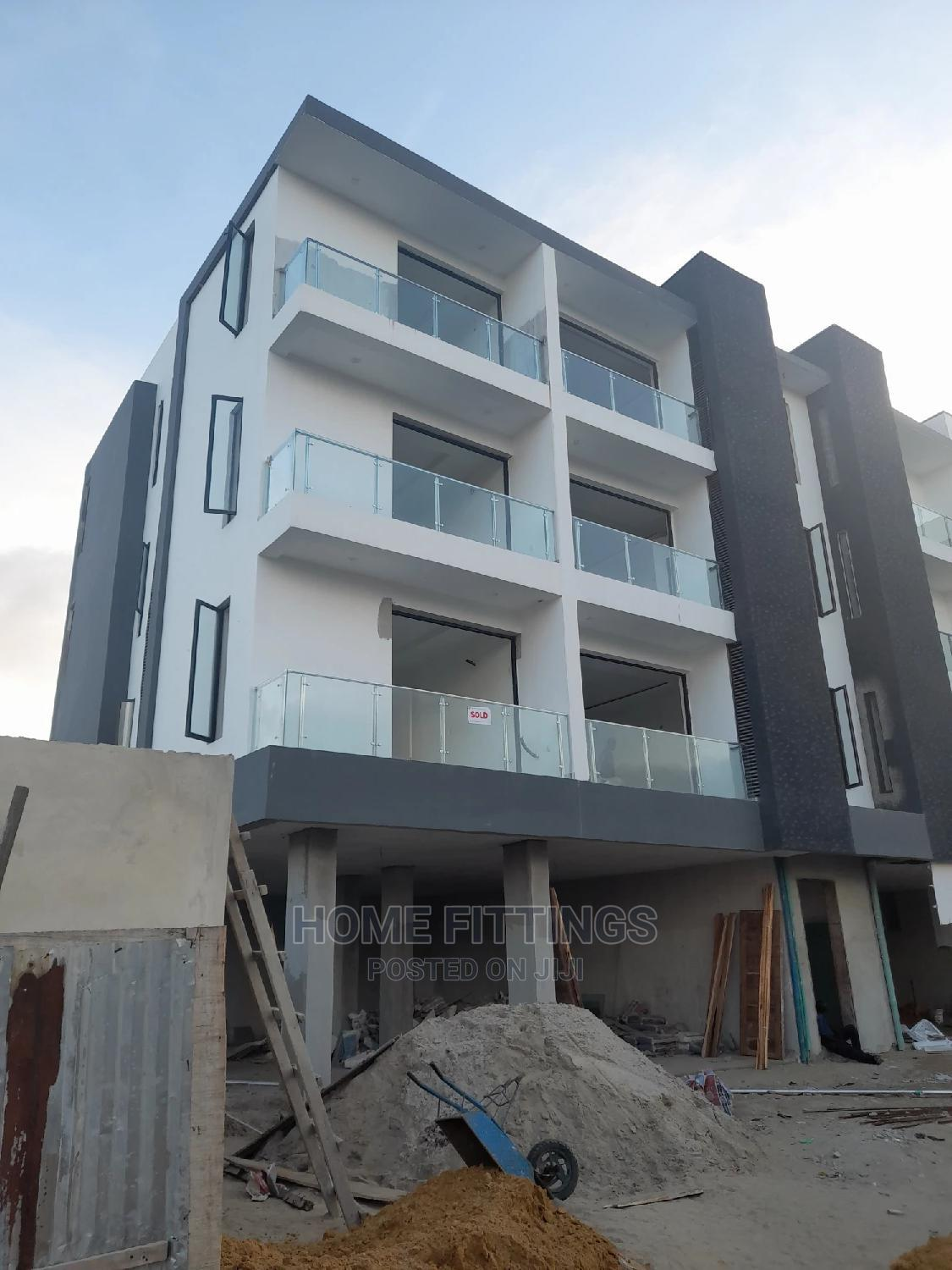 2bdrm Apartment in Gated Estate, Ikate for Sale