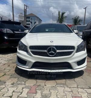 Mercedes-Benz CLA-Class 2014 White   Cars for sale in Lagos State, Lekki