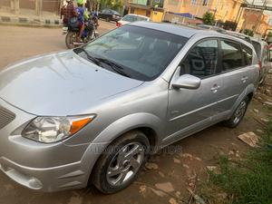 Pontiac Vibe 2003 Automatic Silver | Cars for sale in Lagos State, Ojodu