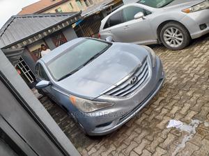 Hyundai Sonata 2011 Blue | Cars for sale in Lagos State, Ogba