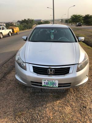 Honda Accord 2008 2.0 Comfort Silver | Cars for sale in Abuja (FCT) State, Central Business District