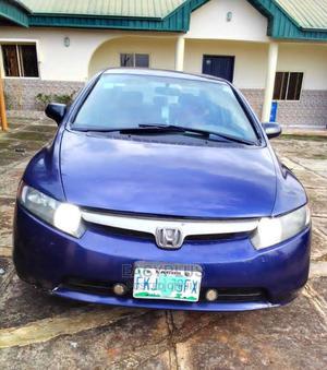 Honda Civic 2008 Blue | Cars for sale in Osun State, Ilesa