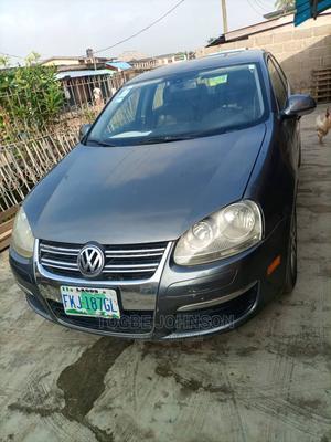 Volkswagen Jetta 2006 2.5 Gray   Cars for sale in Lagos State, Alimosho