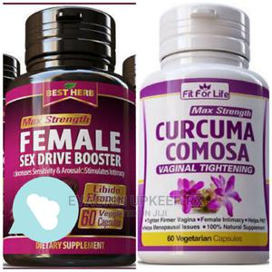 Female Sex Drive Booster and Vaginal Tightening Combo | Sexual Wellness for sale in Enugu State, Enugu