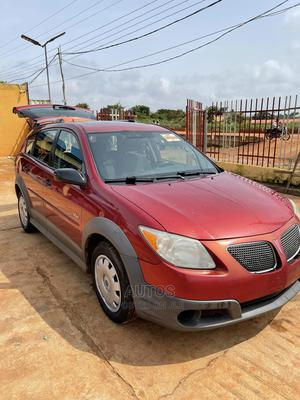 Pontiac Vibe 2008 Red | Cars for sale in Ondo State, Akure