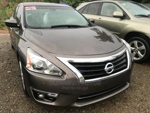 Nissan Altima 2013 Gray | Cars for sale in Abuja (FCT) State, Jahi