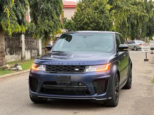 Land Rover Range Rover Sport 2021 Blue   Cars for sale in Abuja (FCT) State, Asokoro