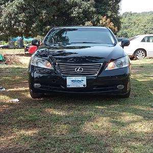 Lexus ES 2008 350 Black   Cars for sale in Abuja (FCT) State, Lokogoma