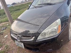 Honda Accord 2003 2.4 Black | Cars for sale in Kaduna State, Kaduna / Kaduna State