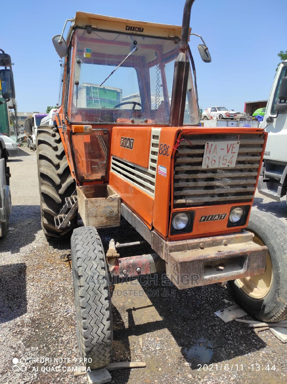 Direct Tokunbo Farm Tractor