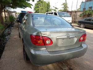 Toyota Corolla 2004 Gray | Cars for sale in Lagos State, Agege