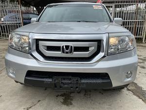 Honda Pilot 2009 Silver | Cars for sale in Lagos State, Ikeja
