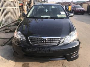 Toyota Corolla 2007 S Blue   Cars for sale in Lagos State, Ikeja