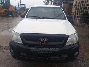 Toyota Hilux 2011 2.0 VVT-i White | Cars for sale in Lagos State, Surulere
