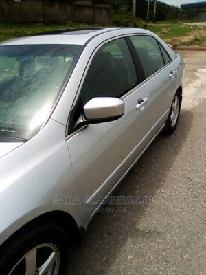 Honda Accord 2004 Sedan EX Silver   Cars for sale in Abuja (FCT) State, Central Business District