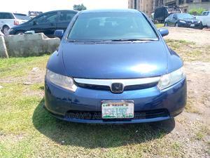 Honda Civic 2008 1.4i Sport Blue | Cars for sale in Abuja (FCT) State, Gudu