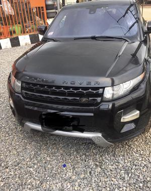 Land Rover Range Rover Evoque 2013 Black   Cars for sale in Lagos State, Abule Egba