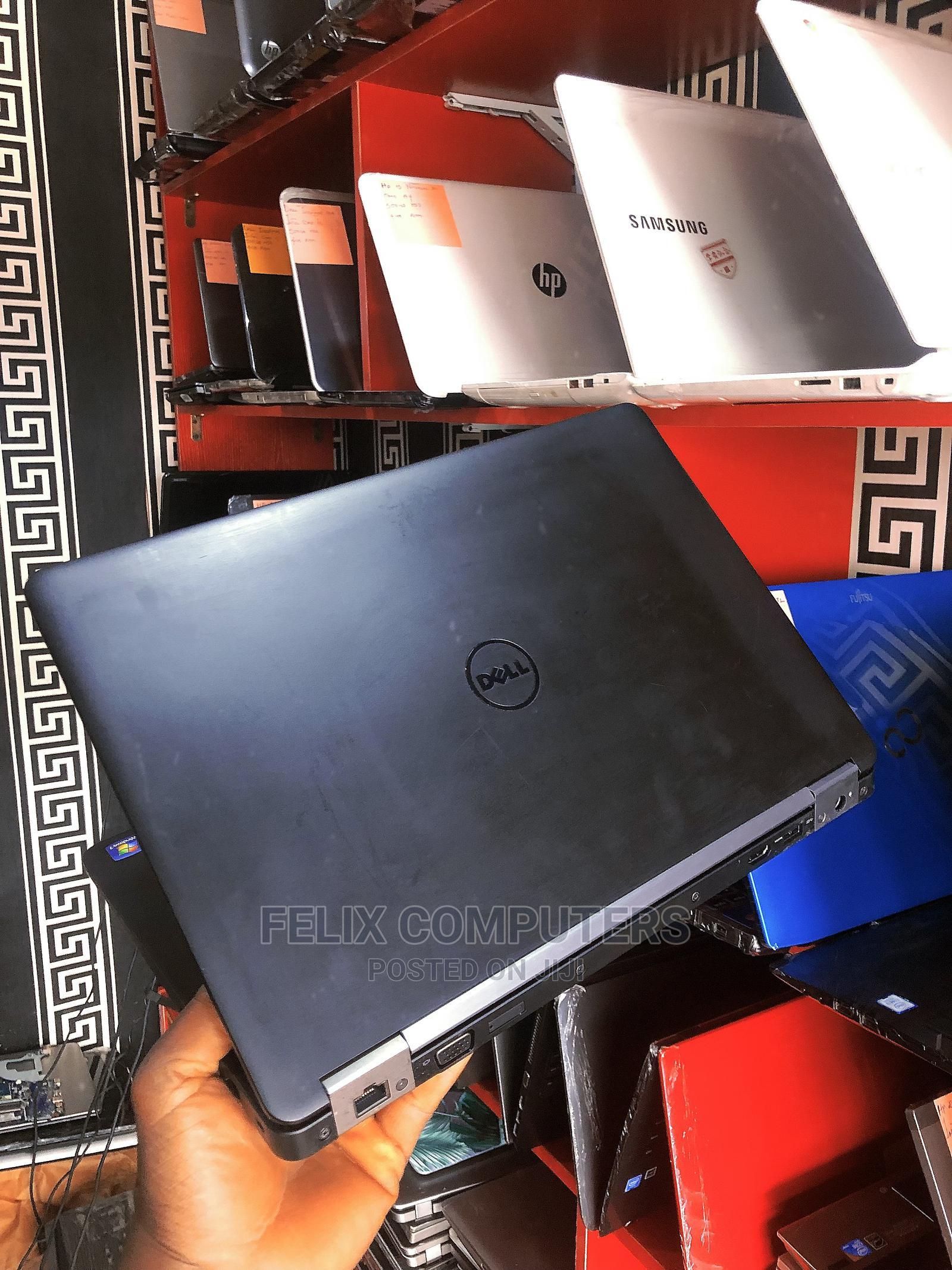 Laptop Dell Latitude 14 E5470 8GB Intel Core I5 SSD 500GB