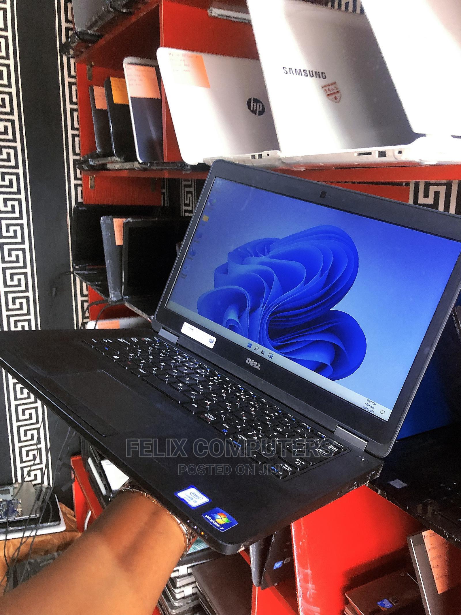 Laptop Dell Latitude 14 E5470 8GB Intel Core I5 SSD 500GB   Laptops & Computers for sale in Mushin, Lagos State, Nigeria