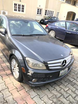 Mercedes-Benz C300 2010 Gray | Cars for sale in Abuja (FCT) State, Gwarinpa