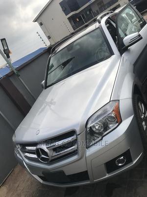 Mercedes-Benz GLK-Class 2012 Silver | Cars for sale in Lagos State, Egbe Idimu