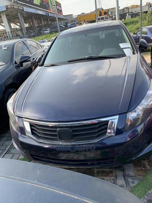 Honda Accord 2008 2.0 Comfort Automatic Blue   Cars for sale in Lagos State, Ajah