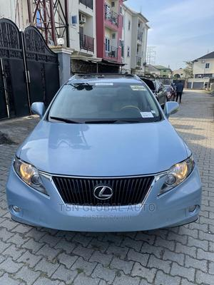 Lexus RX 2010 Blue   Cars for sale in Lagos State, Ajah