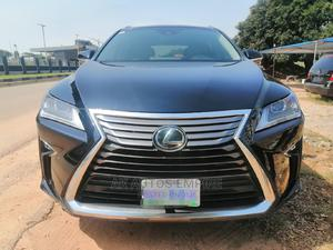 Lexus RX 2017 350 FWD Black | Cars for sale in Abuja (FCT) State, Jabi