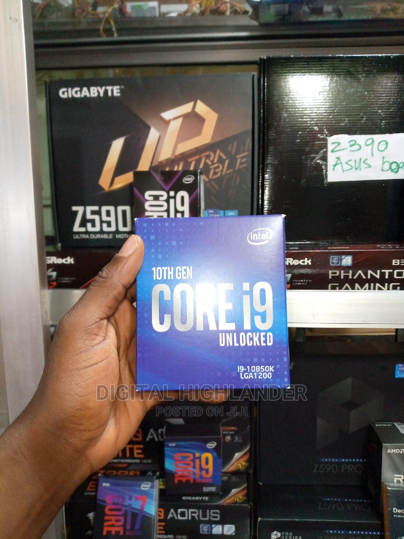 INTEL CORE I9 10th Gen | Computer Hardware for sale in Ikeja, Lagos State, Nigeria